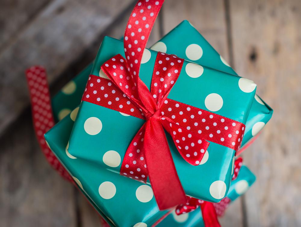 Dėžutės dovanoms