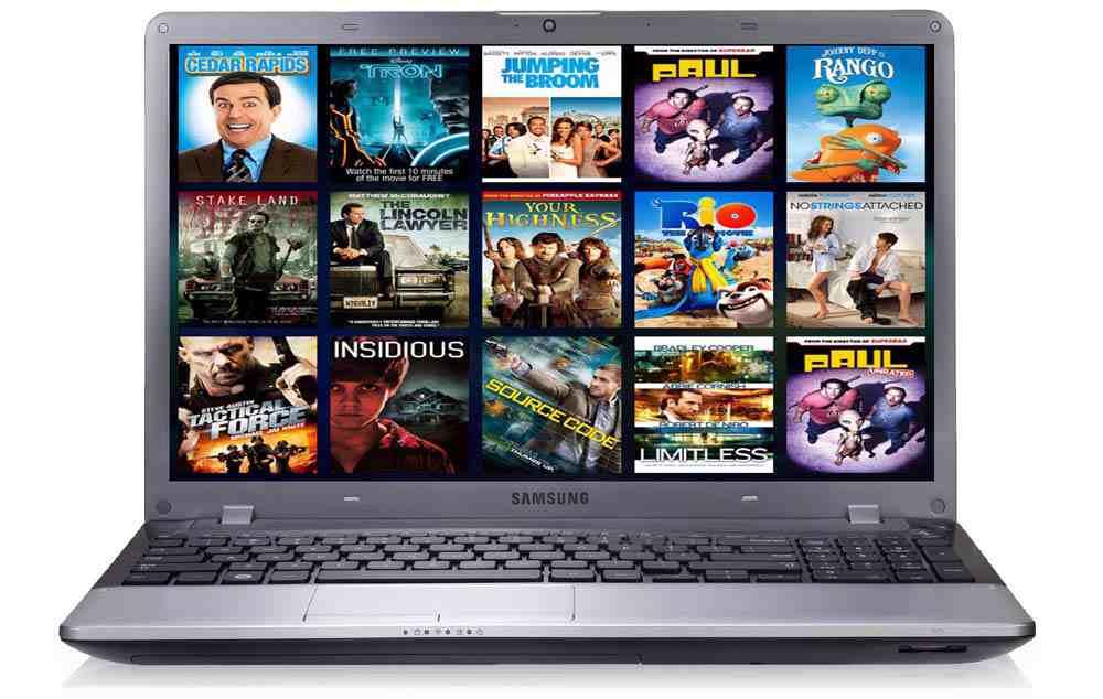 Filmai internetu