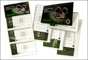 Kalendoriu gamyba