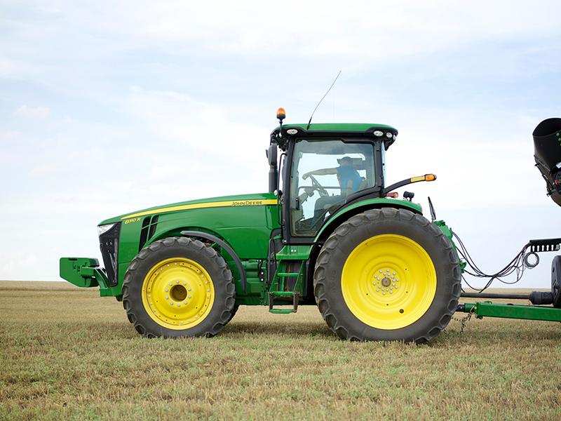 Traktoriu nuoma