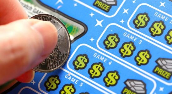 Loterija internetu